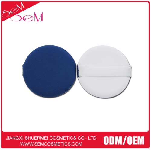 XR-A504R Air Cushion Sponge Powder Puff Blue Color Rubycell