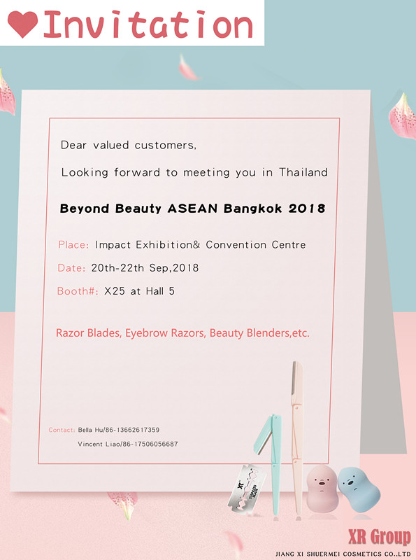 Invitation for Beyond Beauty ASEAN Bangkok